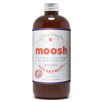 Fieldworks Supply Company Moosh Natural Dog Shampoo