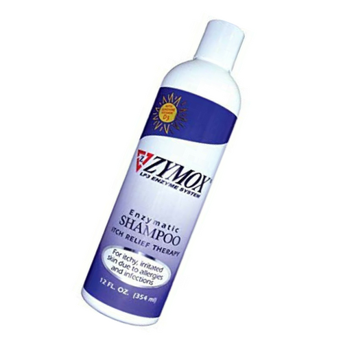 Zymox Enzymatic Shampoo for Itchy Inflamed Skin 12 oz.