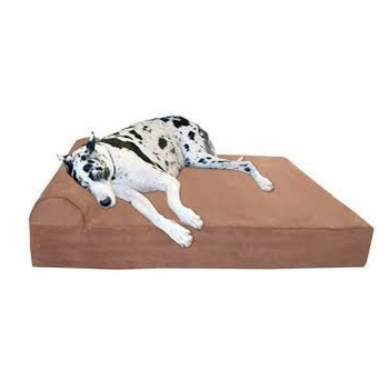 Big Barker 7 inches Orthopedic Dog Bed with Pillow-Top