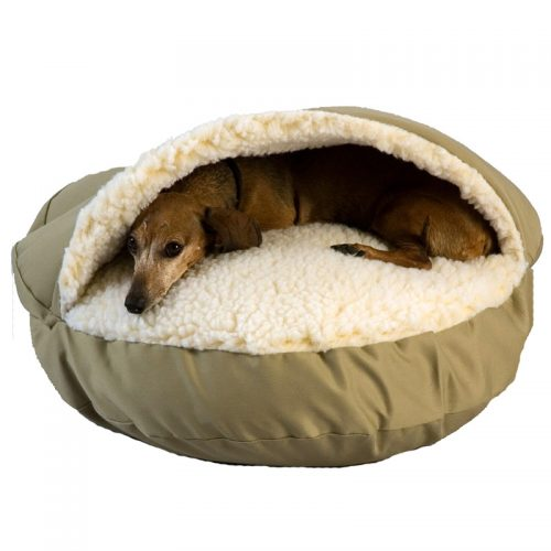burrow bed for dogs